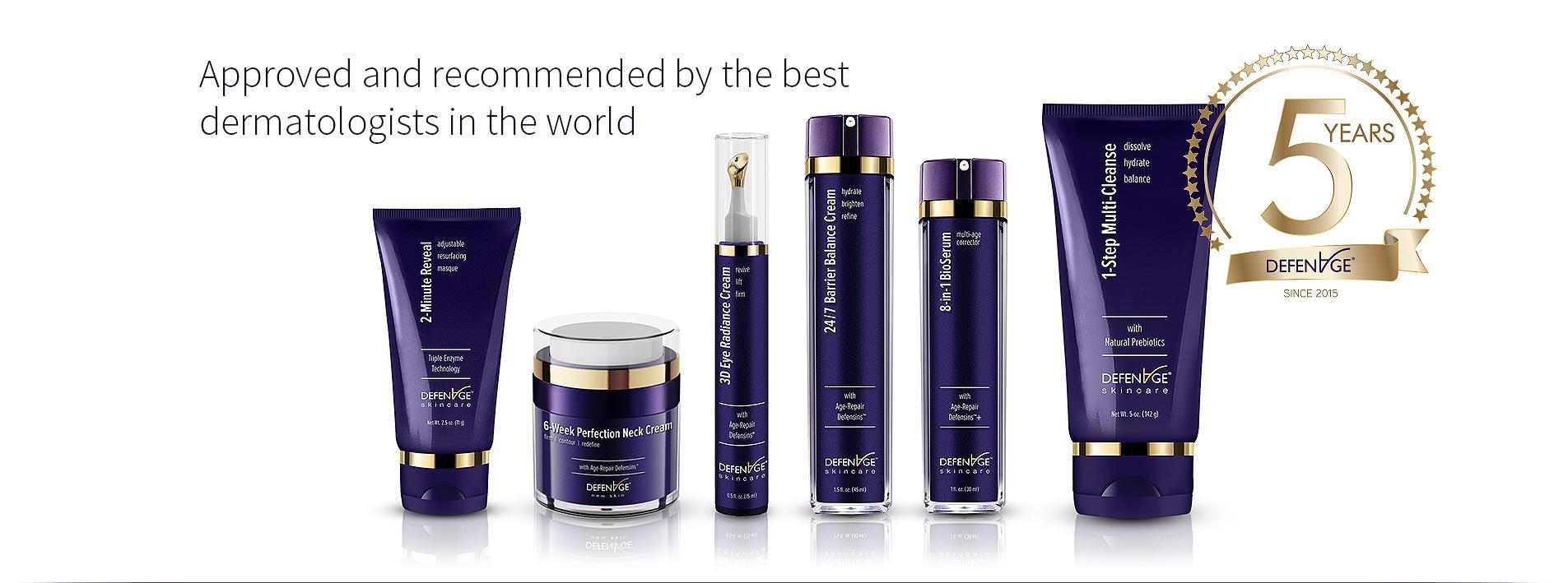 Dermatologist Recommended Skincare for Skin Rejuvenation