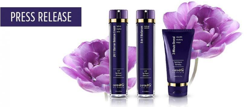 DefenAge Upgrades Its Core Skincare Trio and Launches It as a Mother's Day Special
