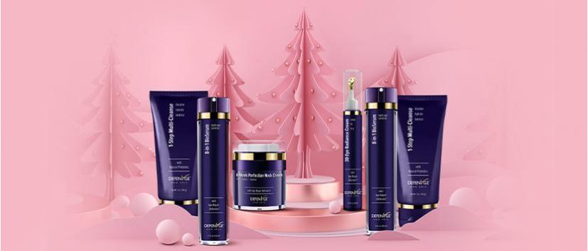 Premium Holiday Gift Ideas for Skin Care Lovers From DefenAge