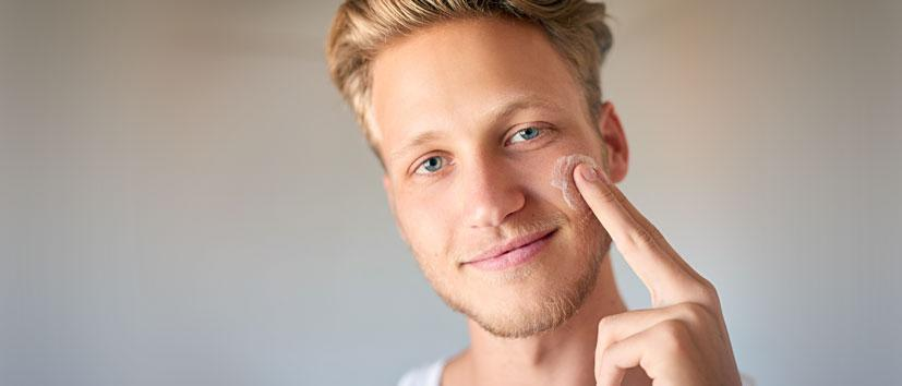 4 Simple Steps to Effective Skin Care for Men