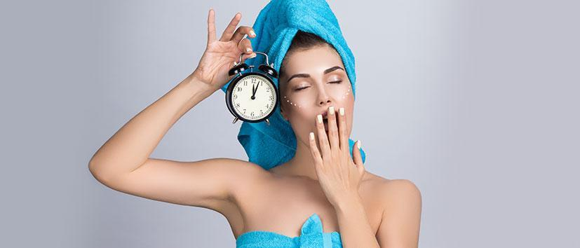 Let Your Nighttime Skin Care Routine Be Your Secret Anti Aging Weapon   DefenAge® New Skin