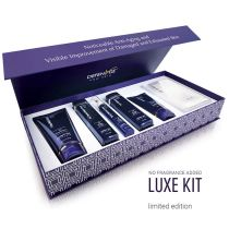 Dermatologist Recommended Skin Care Products | Luxe Kit - Fragrance Free | DefenAge®