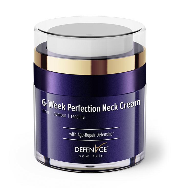Neck Tightening Cream | 6-WEEK PERFECTION NECK CREAM by DefenAge