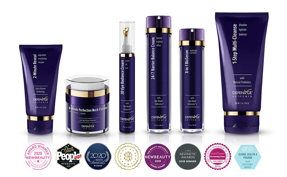 DefenAge Beauty Awards